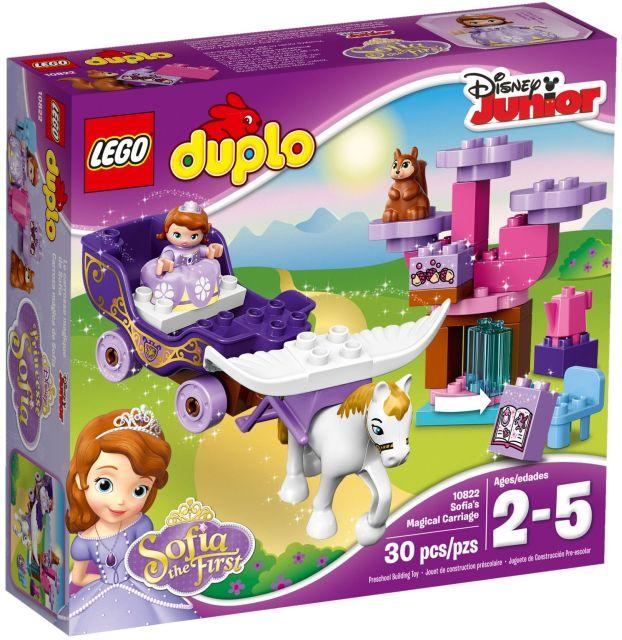 Lego-Duplo,Prima trasura magica a Sofiei