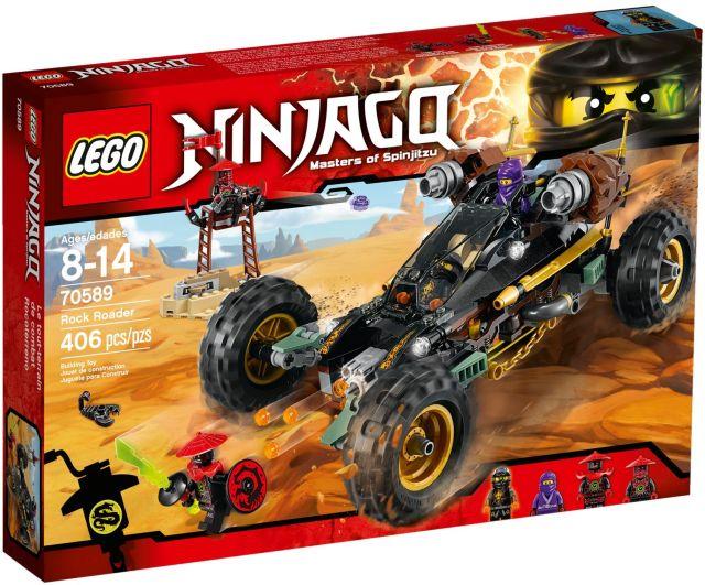 Lego-Ninjago,Vehiculul lui Cole