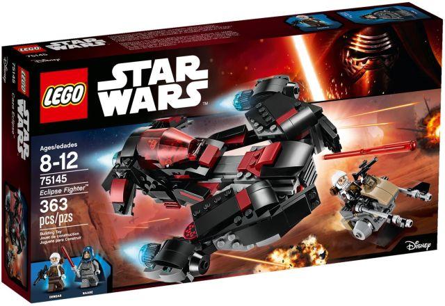 Lego-StarWars,Eclipse Fighter