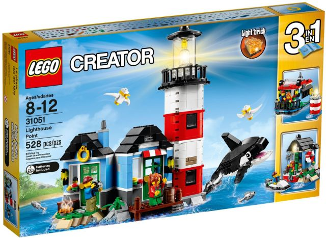 Lego-Creator,Farul