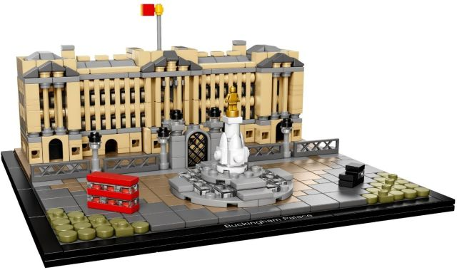 Lego-Architecture,Palatul Buckingham