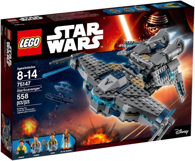Lego-StarWars,StarScavenger