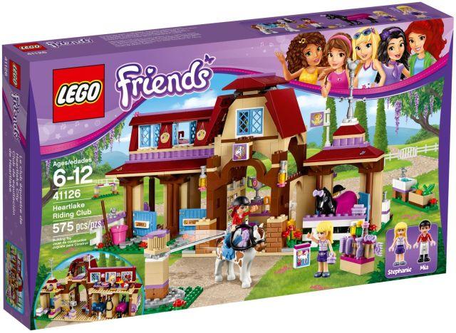Lego-Friends,Clubul de calarie din Heartlake