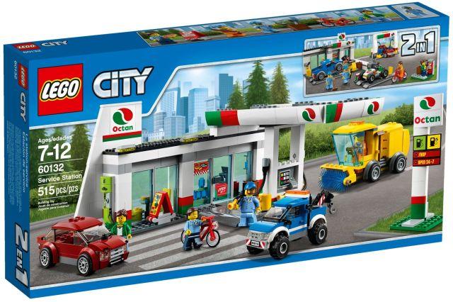 Lego-City,Service auto