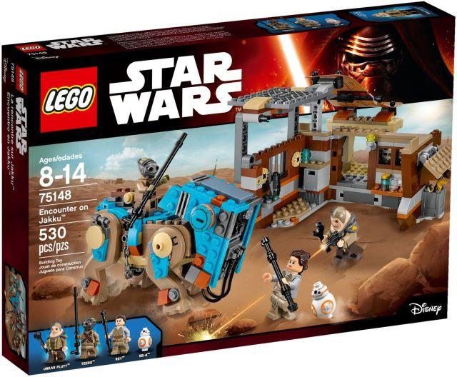 Lego-StarWars,Confruntare pe Jakku