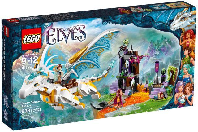 Lego-Elves,Eliberarea Reginei dragon