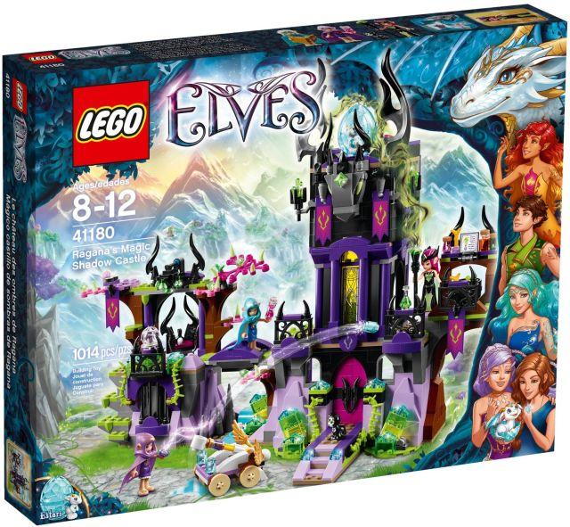 Lego-Elves,Castelul magic de umbre al Raginei