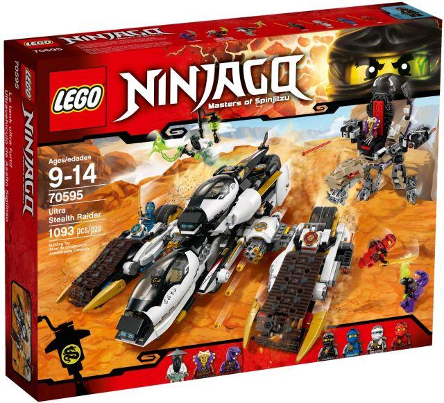 Lego-Ninjago,Avion pentru incursiuni invizibil