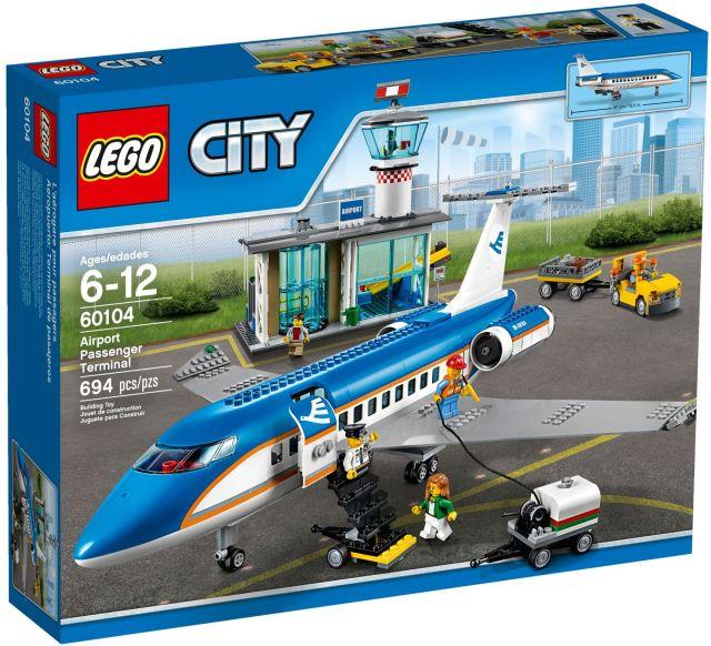 Lego-City,Terminalul pentru pasageri de pe aeroport