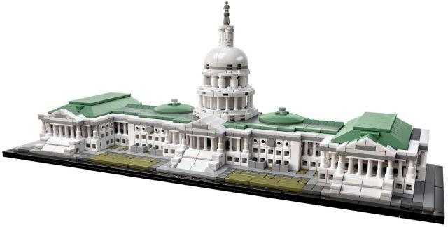 Lego-Architecture,Cladirea Capitoliului din Statele Unite