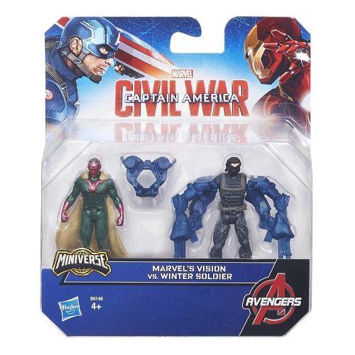 Figurina Captain America,cu accesorii,2buc/set