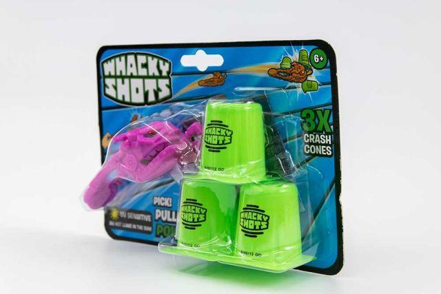 Figurina Wacky Shots,cu accesorii