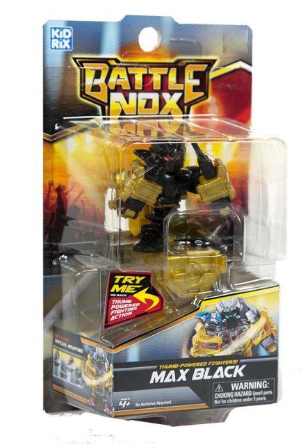 Robot Battle NoxRobot