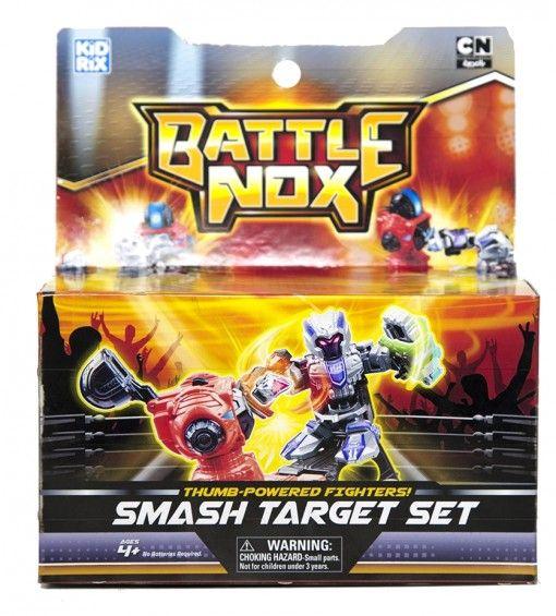 Robot Battle NoxRobot,set antrenamnet