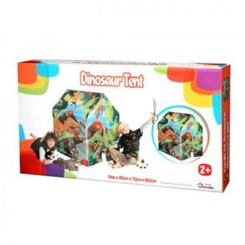 Cort joaca,Casuta Dinozaurilot