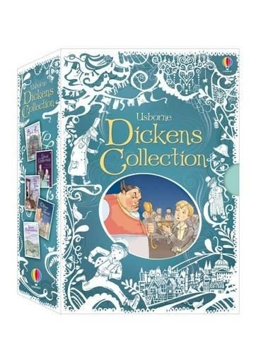 DICKENS COLLECTION GIFT SET YRL3