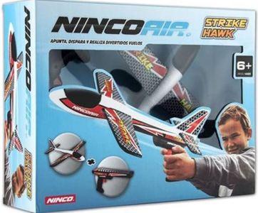 Avion Ninco,cu lansator