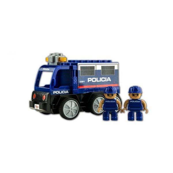 Masina politie,Ninco,RC,set constructie