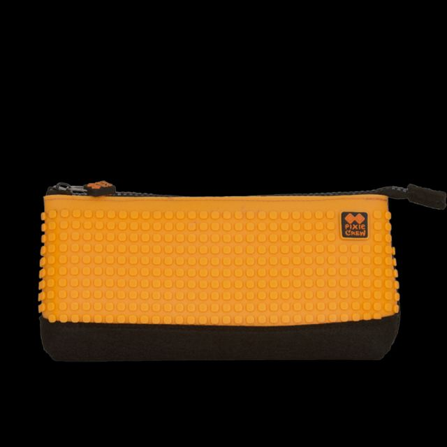 Pouch Pixie,negru/orange,100pcs pt pers.