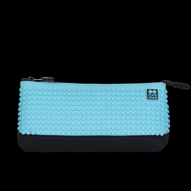 Pouch Pixie,negru/turquoise,100pcs pt pers.