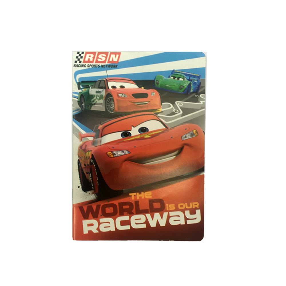 Caiet tip I,A5,Cars