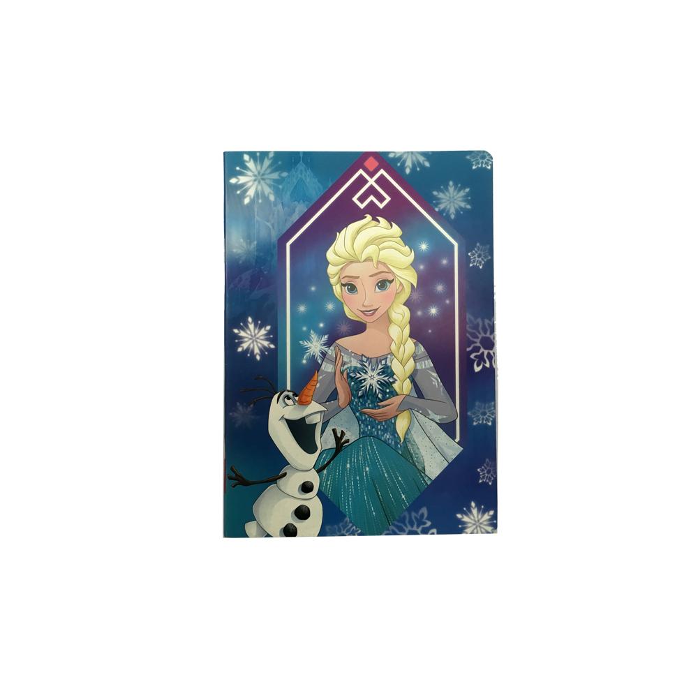 Caiet tip II,A5,Frozen