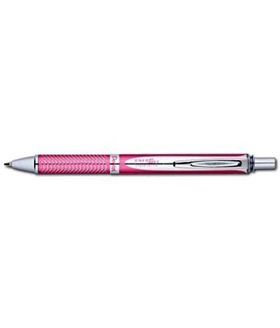Roller Pentel Energel 407,mecanism,roz