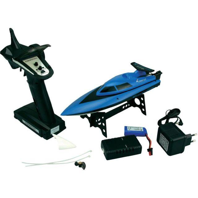 Barca Blue Barracuda Mini Boot 2.4GHz RTR
