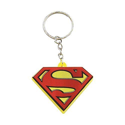 Breloc cu lanterna Superman