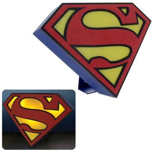 Lampa Ambientala Superman