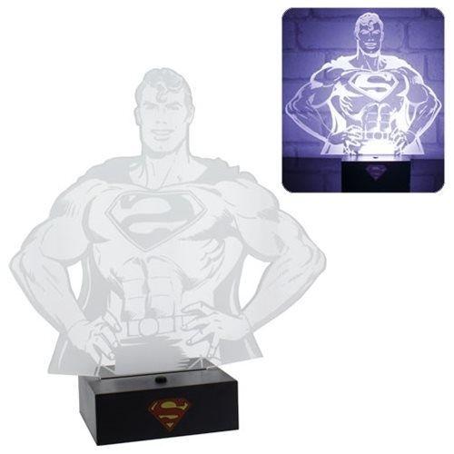 Lampa ambientala Bust Superman