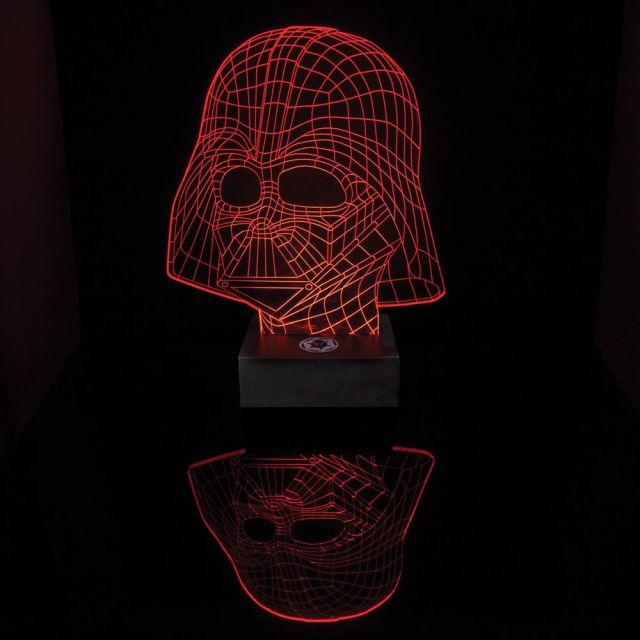 Lampa ambientala Darth Vader