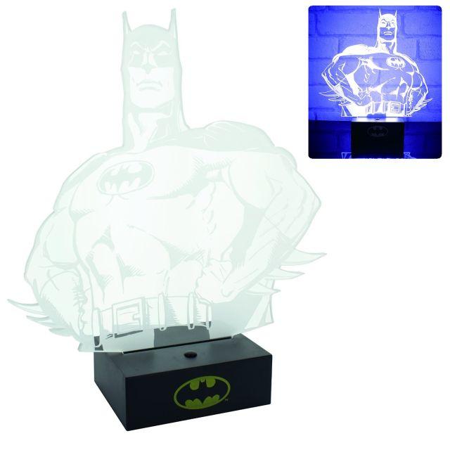Lampa ambientala Bust Batman