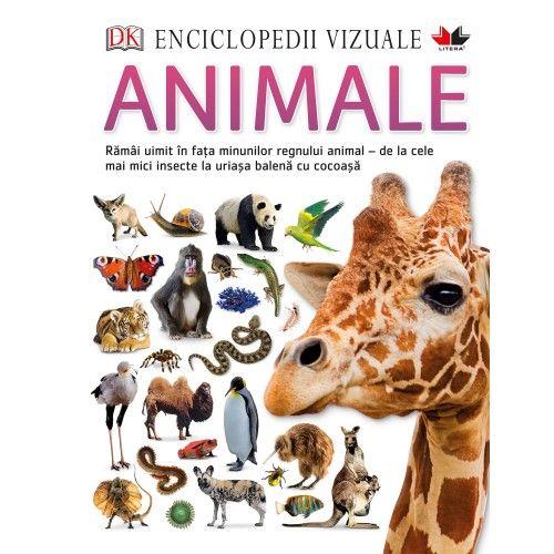 ENCICLOPEDII VIZUALE. ANIMALE