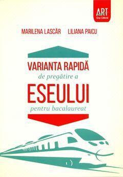 ESEUL. VARIANTA RAPIDA DE PREGATIRE PENTRU BACALAUREAT ED 2015
