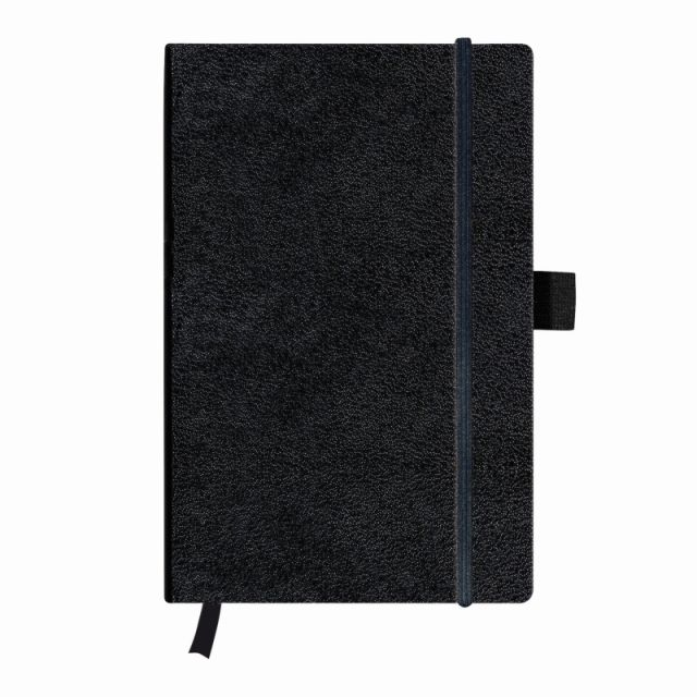 Agenda A4,My.Book Classic,96file,negru
