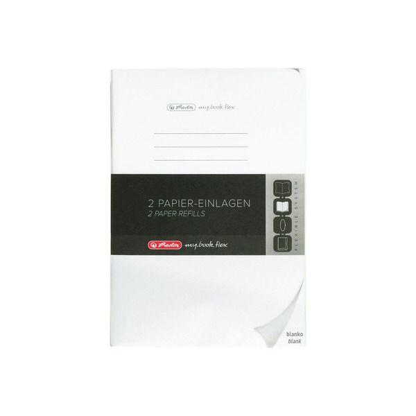 Rezerva A4,My.Book Flex,40f,velin,2buc/set