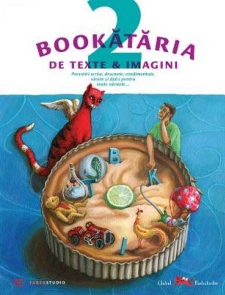 BOOKATARIA DE TEXTE SI IMAGINI