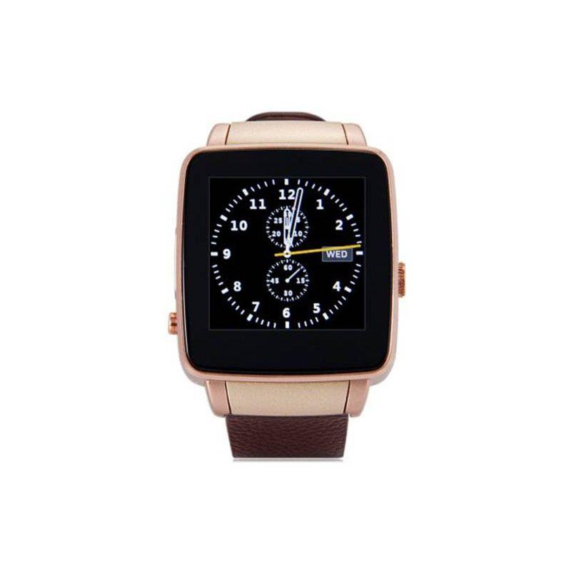 Ceas Smartwatch Poseidon X6 Golden