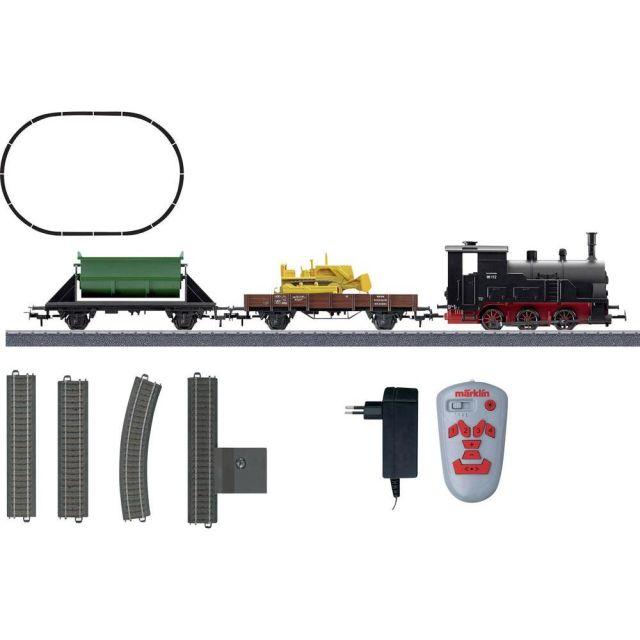 Start set digital cu locomotiva cu abur,Epoca III