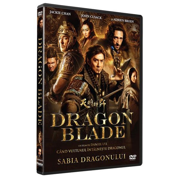 DRAGON BLADE - SABIA DRAGONULUI
