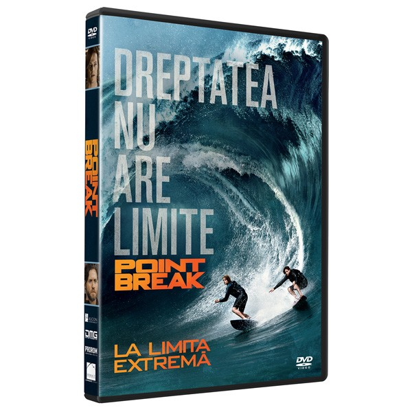 POINT BREAK - LA LIMITA EXTREMA