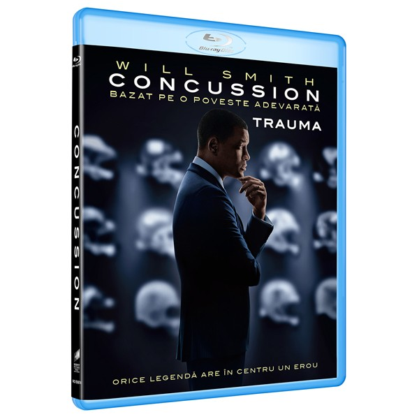 BD: CONCUSSION - Trauma