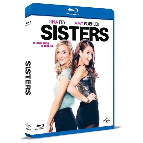 BD: SISTERS - Surori bune si nebune