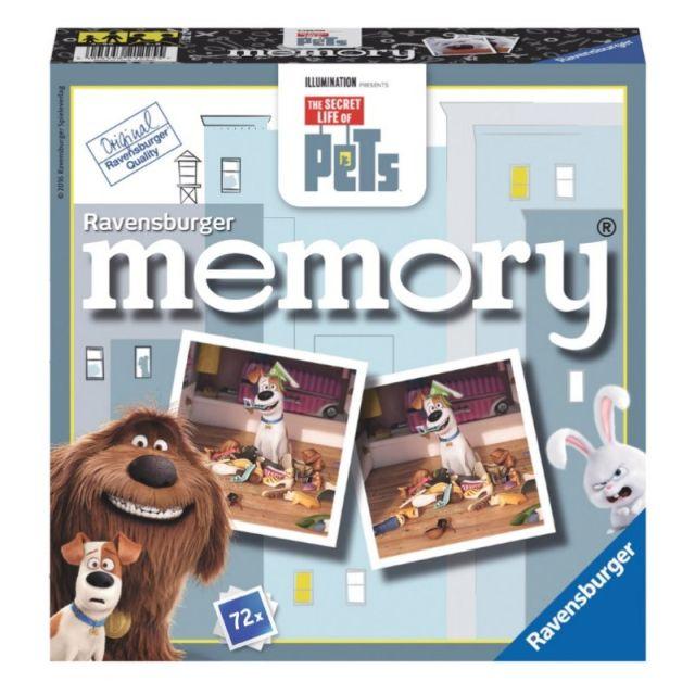 Joc memory,Viata secreta a animalelor