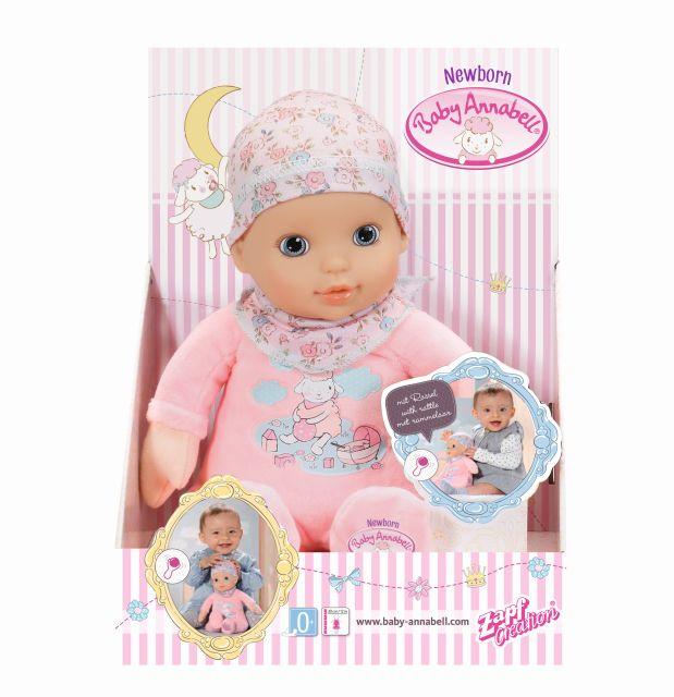 Baby Annabell-Papusa,nou nascut