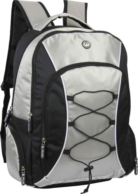 Rucsac Herlitz,1 compartiment,Forest Silver