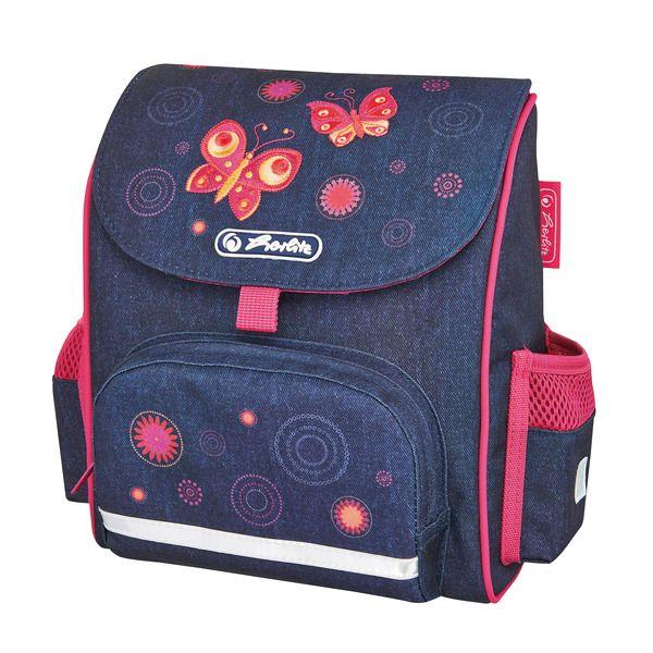 Ghiozdan Mini Softbag,26x24x14cm,Butterfly