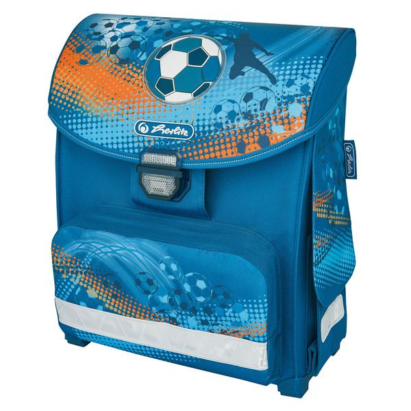 Ghiozdan Smart,30x38x21cm,Soccer