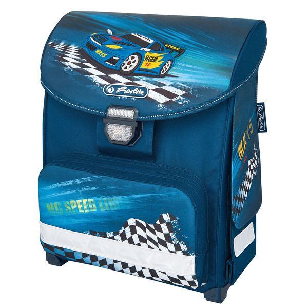 Ghiozdan Smart,30x38x21cm,Super Racer